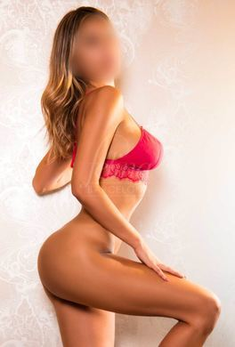 Affectionate and exciting argentinian escort