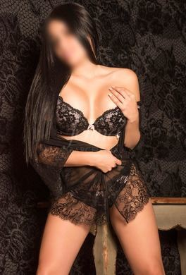Escorte colombienne pour couples