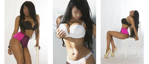 Puta negra para sexo anal en Barcelona, Nicol