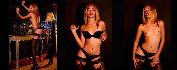Mila luxury blond cuban prostitute