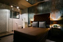 Intimacy suite at brothel Felina Barcelona