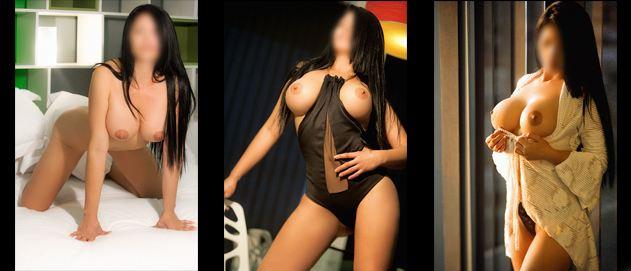 provocative escort in Barcelona, Naomi
