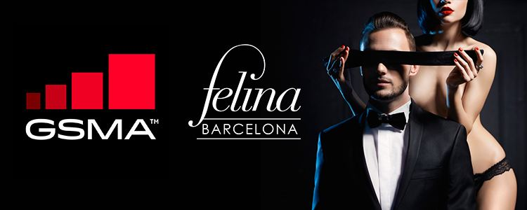 Escorts at Felina BCN for the MWC 2016