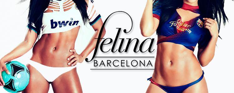 Escorts in Barcelona Barça vs. Madrid match